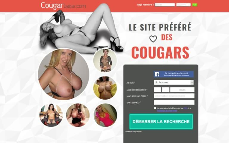 CougarBaise.com - avis 2017