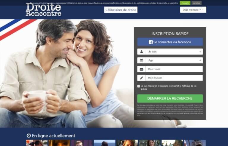 Droite-rencontre.com - Avis