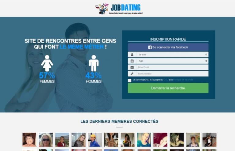 JobDating.date - Test & Avis