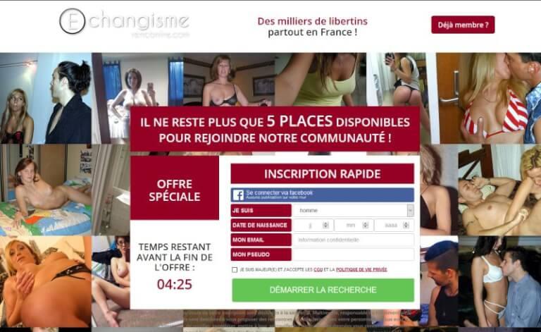echangisme-rencontre.com - avis 2017