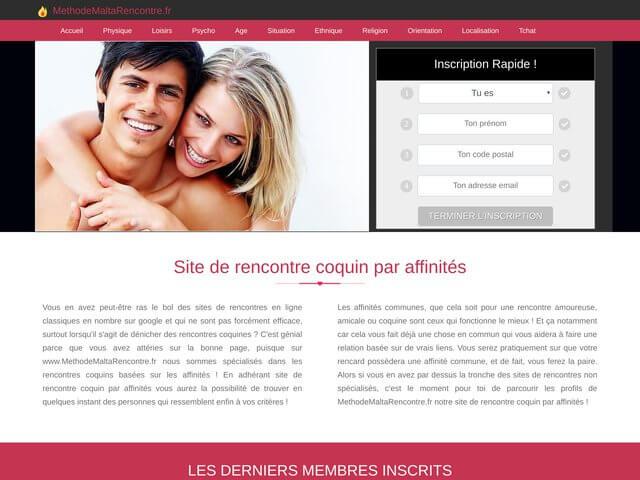 methodemaltarencontre.fr : Site de rencontre par affinités